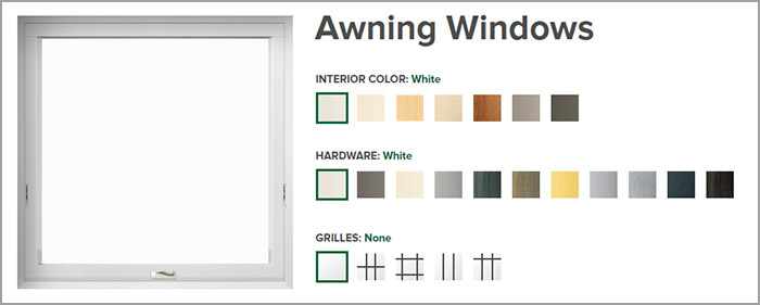 Awning Windows Renewal By Andersen Of Denver Co