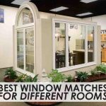Best Window Matches for Different Rooms